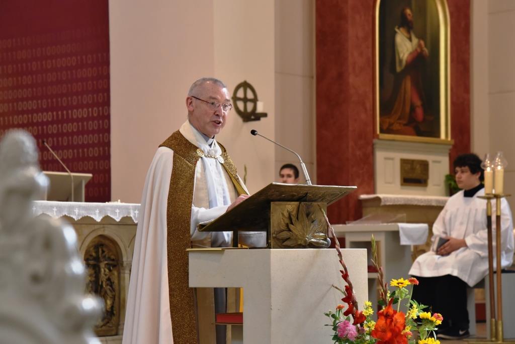 Verabschiedung Pfarrer Joklitschke in Görlitz