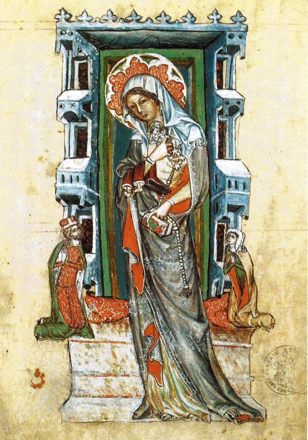 Heilige Hedwig von Schlesien